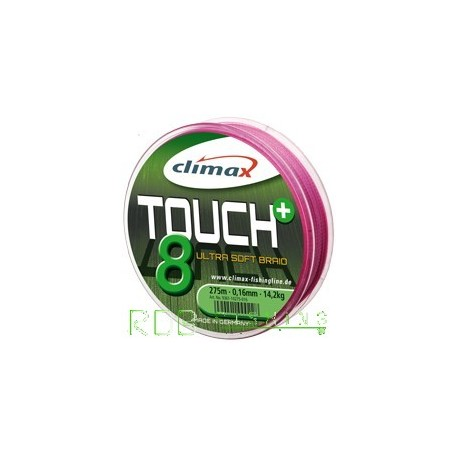 Tresse CLIMAX TOUCH 8+ Pink