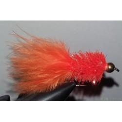 Streamer RDB Nomad marabout et fritz orange