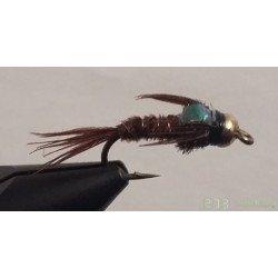 Nymphe RDB Pheasant tail casquée