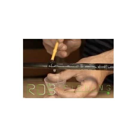 Réparations de cannes, moulinets, waders, bottes
