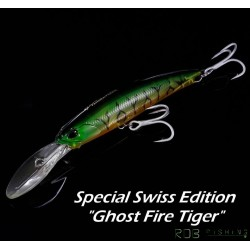 DUO REALIS FANGBAIT 120DR Swiss Edition Ghost Fire Tiger