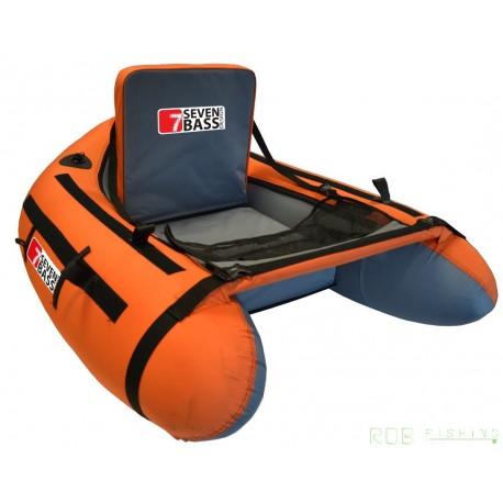 Float tube Seven Bass BOLT Concept