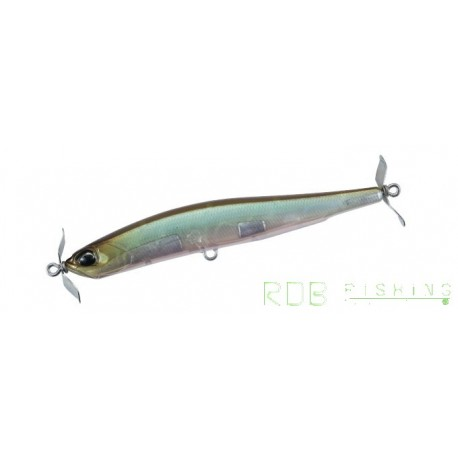 DUO REALIS SPINBAIT 90 Ghost Minnow