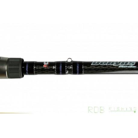 Canne casting Dobyns SIERRA SA 704C 7-28gr 2.13m blank