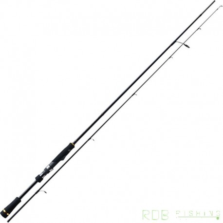 Canne spinning Major Craft Firstcast S-662ML 198cm 3-11gr