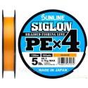 Sunline SIGLON PE X4 Orange 150 m