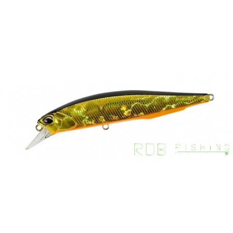 DUO REALIS JERKBAIT 100 SP PIKE LIMITED Black Gold OB