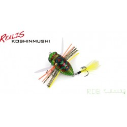 Duo REALIS KOSHINMUSHI (Cigale)