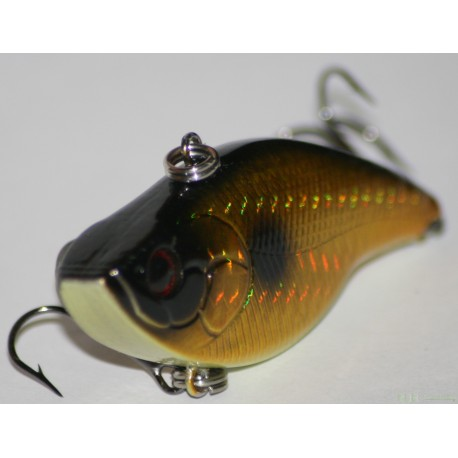 3//8 oz Head Spinner Bait composants lot 38, Brown Qté de 25