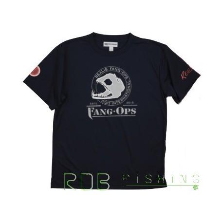 Duo Fang Ops Beast Dry T-Shirt Navy