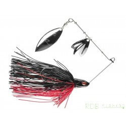 Daiwa PROREX DB SPINNERBAIT 21gr Black Devil