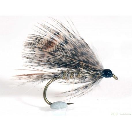 March Brown Wet Fly A. Jensen