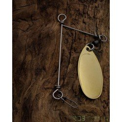 Spinn'Arm 25 palette française dorée