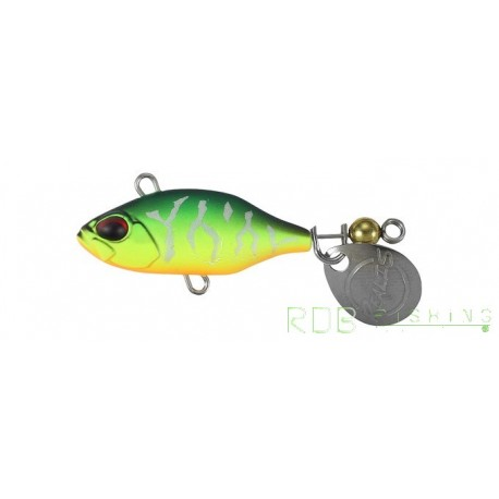 DUO REALIS SPIN 40mm 14gr Mat Tiger II