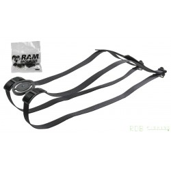 RAM® Float Tube Strap Adapter Base