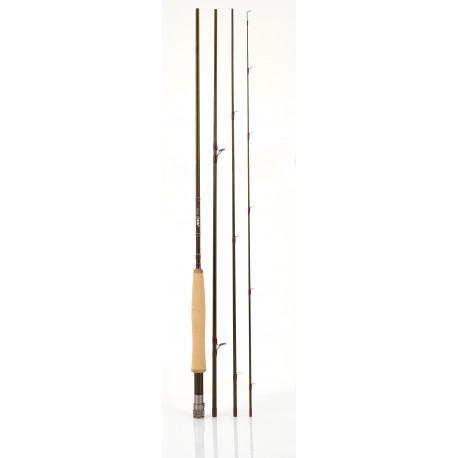 Canne à mouche JMC REFLEX 9' (274 cm) soie 4-5 en 6 brins