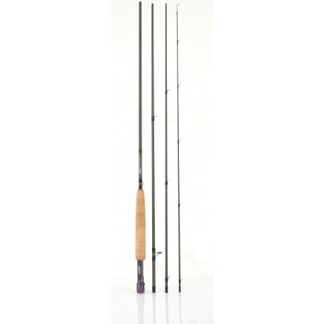 Canne à mouche JMC COMPÉTITION 10' Fast (305 cm) soie 4