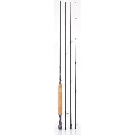 Canne à mouche JMC PURE 10' (305 cm) soie 7-8