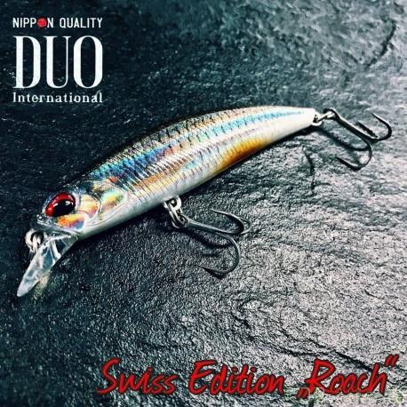 DUO SPEARHEAD RYUKI 60S Swiss Edition Roach