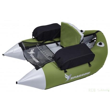 Float tube SPARROW SPARROW TRIUM VERT-GRIS