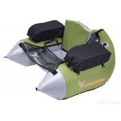 Float tube SPARROW CARGO VERT-GRIS