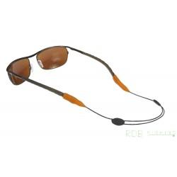 Cordon de lunettes JMC réglable en acier