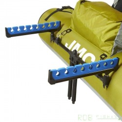 Porte-canne float tube Sparrow