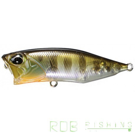 DUO REALIS POPPER 64 CCC3158 Ghost Gill