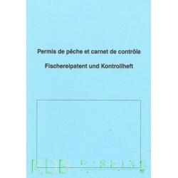 Permis de pêche journaliers Canton de Fribourg 2020