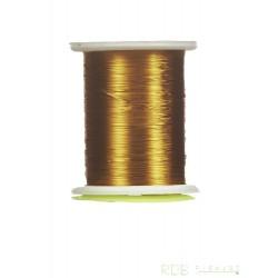 Fil De Cuivre Fin 0,1mm JMC orange