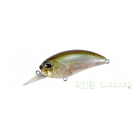 Duo Realis Crank M62 5A GEA3006 Ghost Minnow