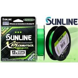 Tresse Sunline XPlasma Asegai LT Green