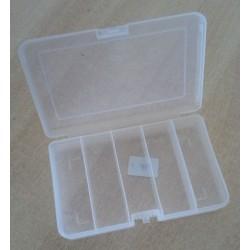 Boîte Mikra 5 compartiments