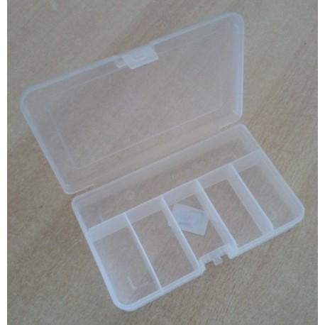 Boîte Mikra 6 compartiments